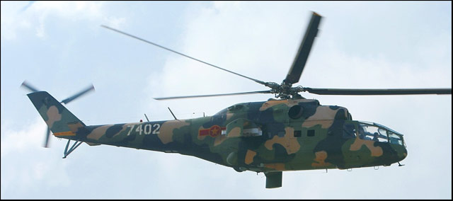 Mil Mi-24 HIND A