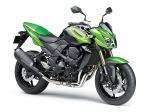 Kawasaki Z750R Green